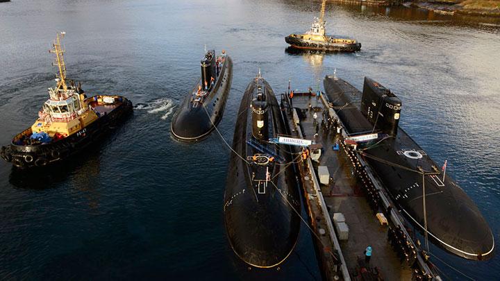 подводная лодка это экономическое благо