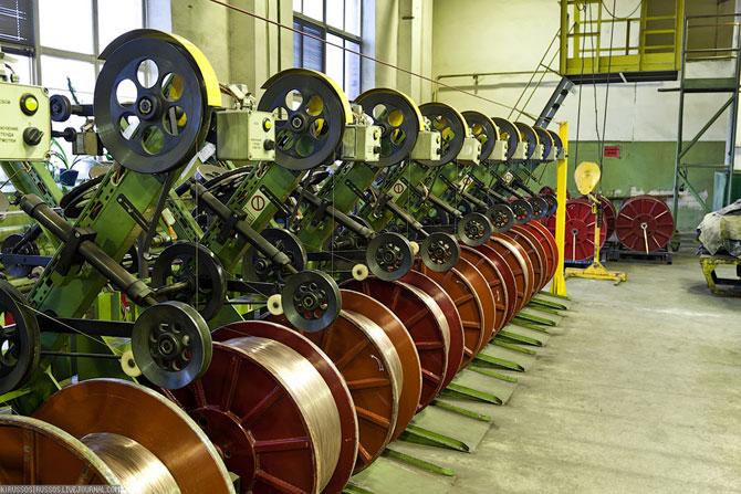 Производство шин