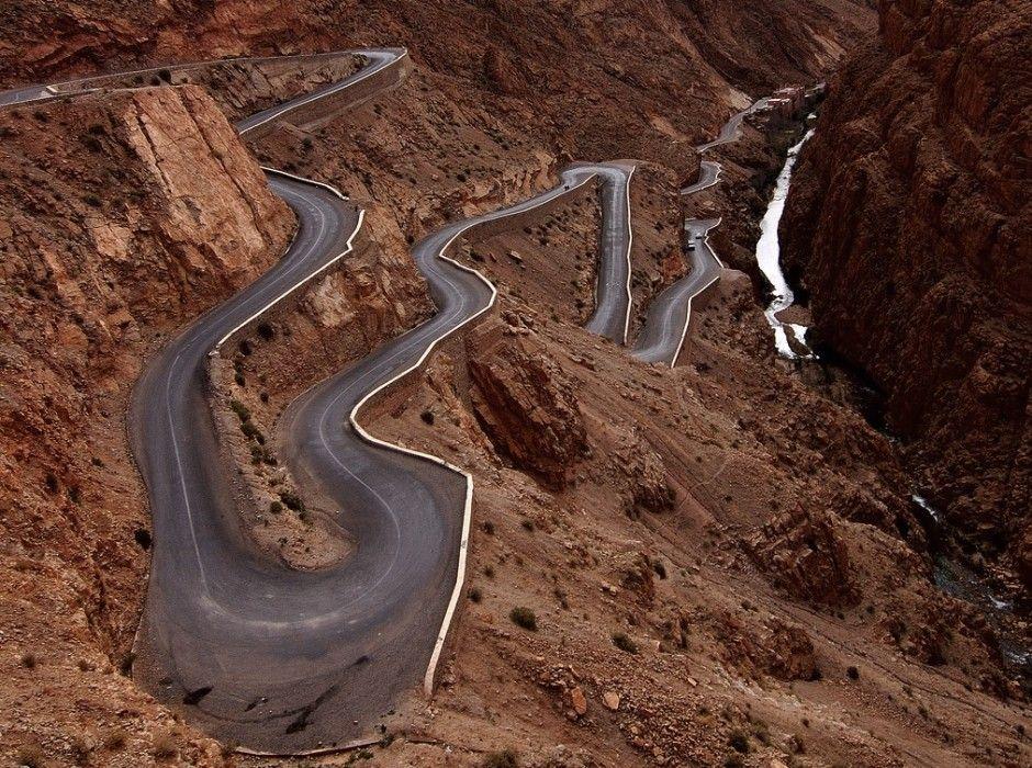 2021 20 самых красивых каньонов мира