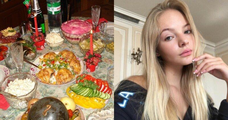 Лиза Пескова осудила новогодние традиции россиян, и ей жестко ответили (5 фото)