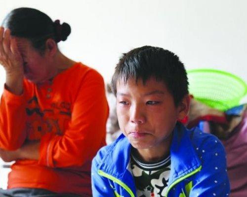 В Китае 11-летний подросток …