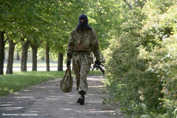 Фото 8 - Ополченцы: бой в аэропорту Донецка спровоцировали наемники