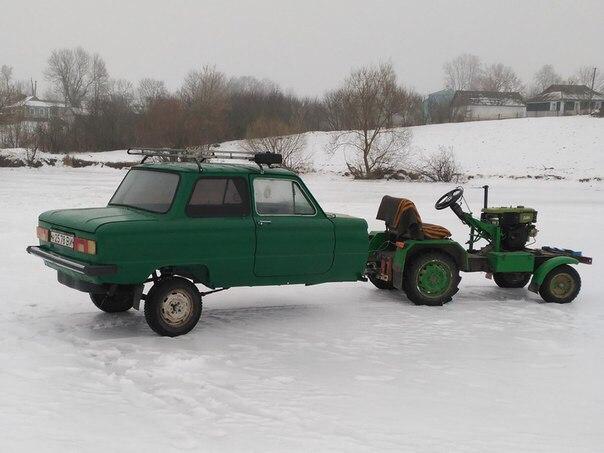 Сельское VIP-такси