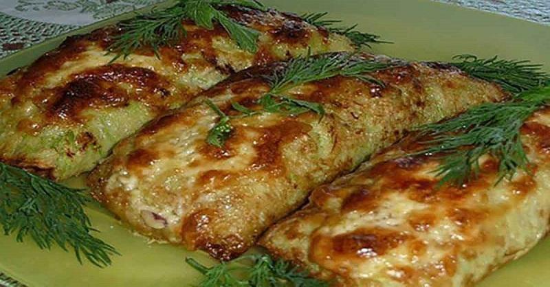 Лучшее блюдо в разгар сезона кабачков