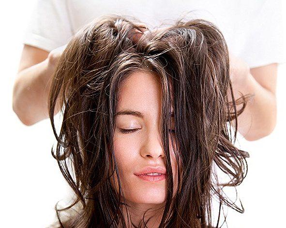 4 техники массажа головы