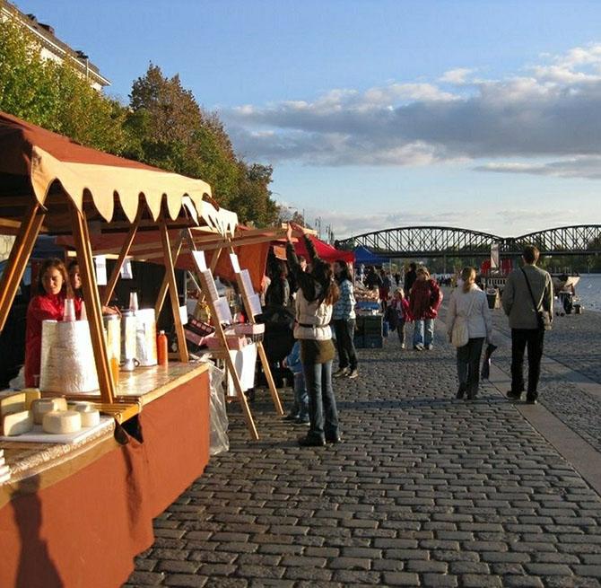 Лучшие места в Праге, где любят проводить время местные жители