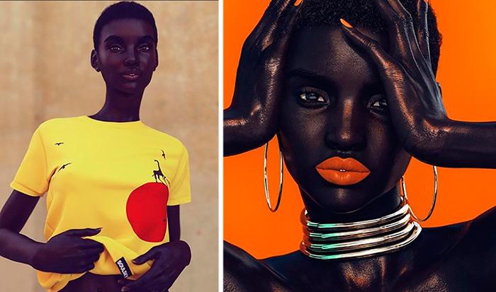 Фотографа обвинили в расизме за снимки «слишком красивой» темнокожей девушки