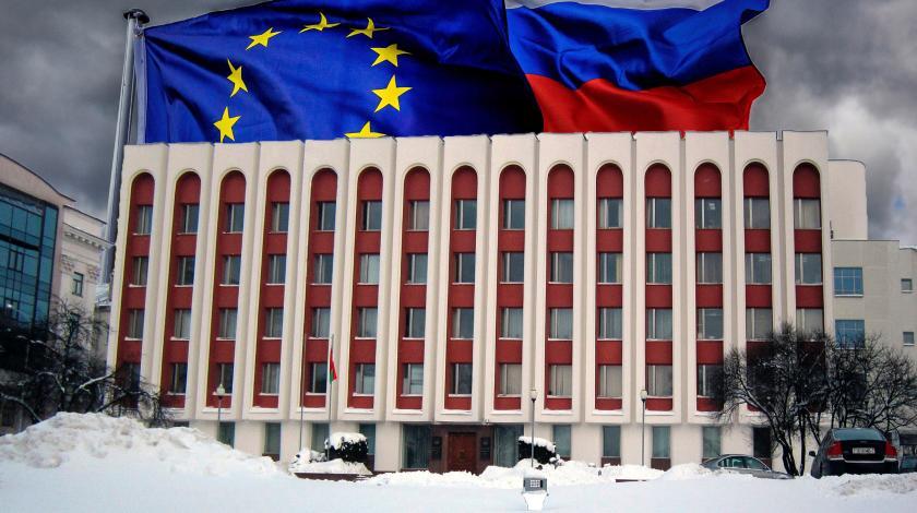 Белорусы отказались дружить против России