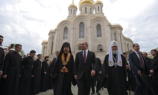 Путин заявил о необходимости сохранения единства российской нации