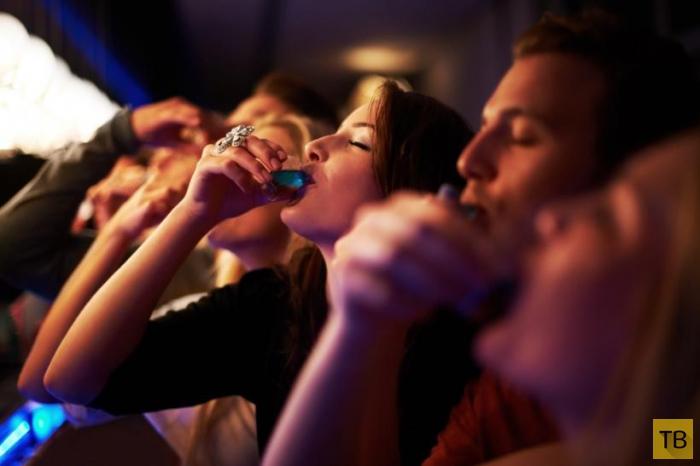 Самые пьющие города Америки
