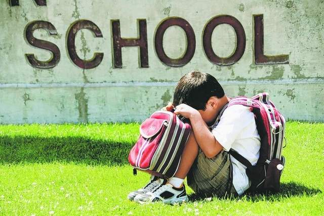 Back to School Anxiety: How to help your child or teen!