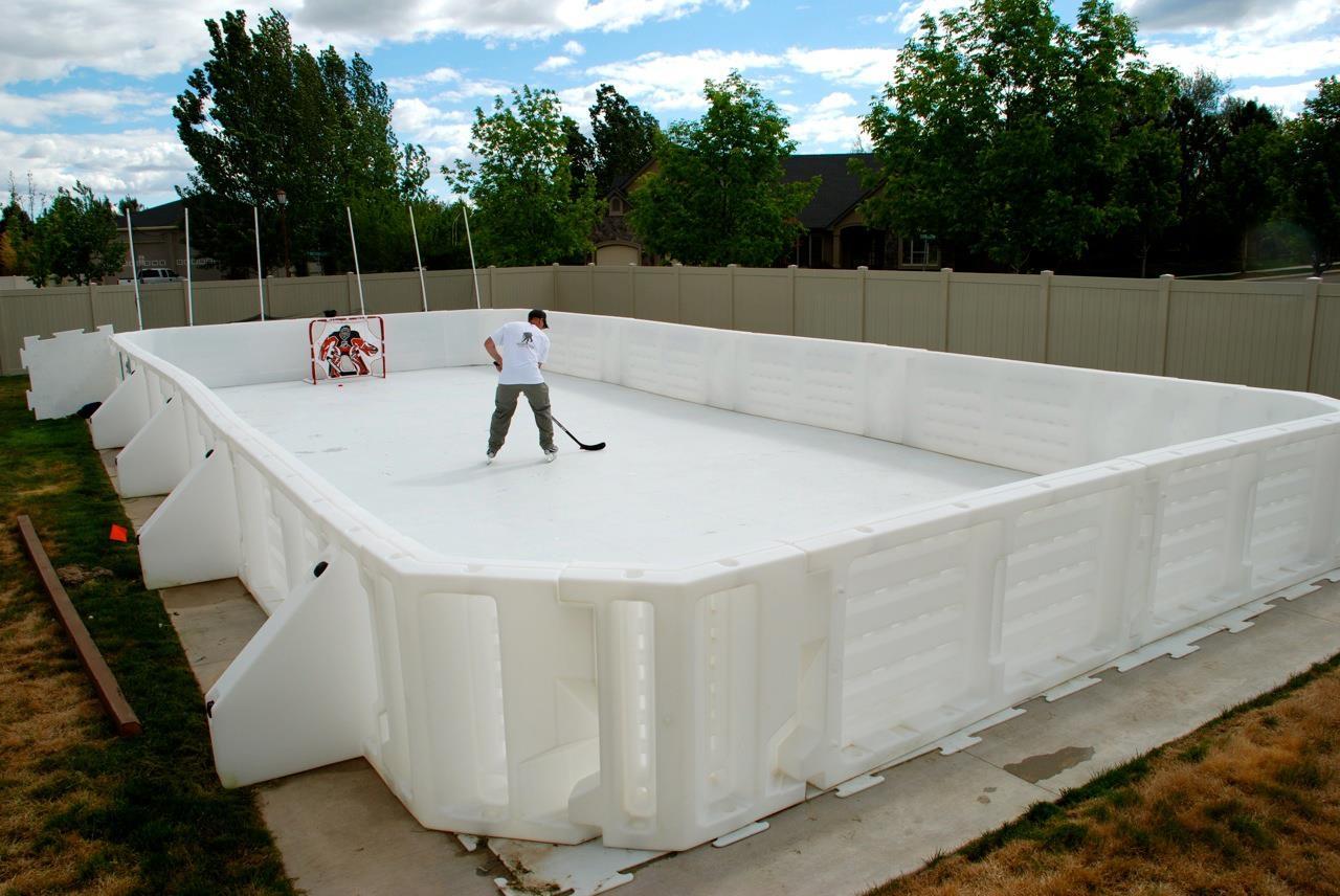 Хоккейный борт своими руками