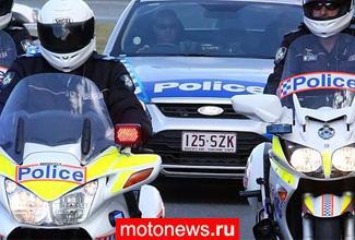 Кортеж на саммите G20 состоял из японских мотоциклов