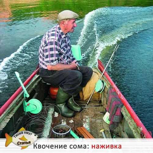 какая наживка на рыбалку
