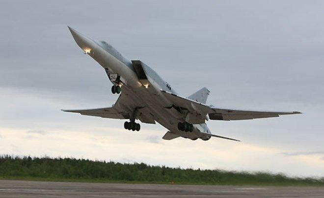 Минобороны РФ получило от Казанского авиационного завода очередной ракетоносец Ту-22М3