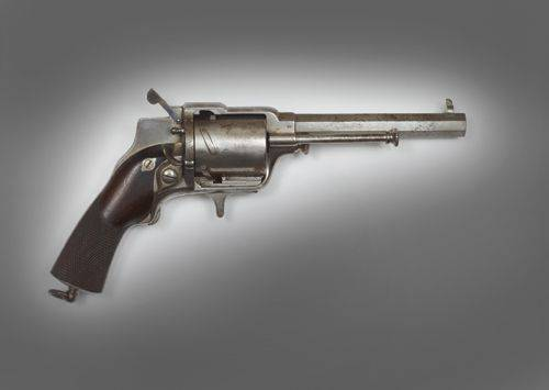 Револьвер Дартейна Зиг-Заг Модель №2 (Revolver Dartein Zig-Zag Model 2)