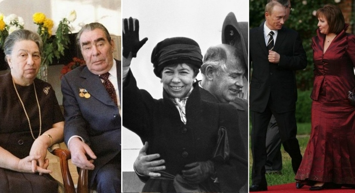 От Хрущёвой до Путиной: Что носили первые леди CССР и России