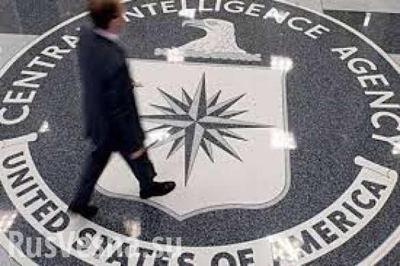 Расследование: Как ЦРУ замет…