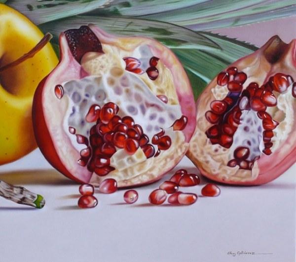 Яркая живопись в стиле фотореализма (44 картины)