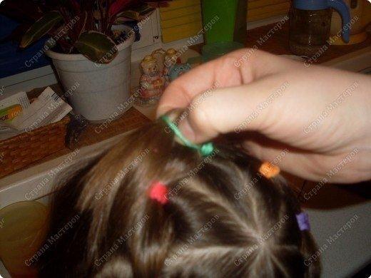 Причёска для девочки