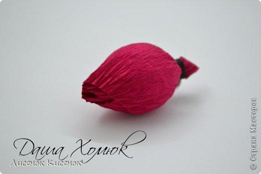 Свит-дизайн. Розы из гофрированной бумаги (9) (520x347, 58Kb)