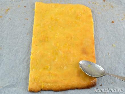 Песочный лимонный пирог — 13 шаг