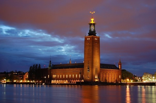 Города мира - Стокгольм