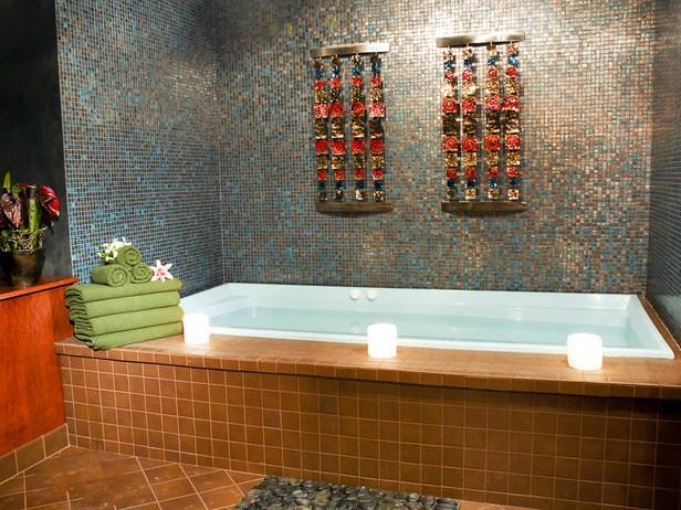 33 идеи дизайна ванной и туалета