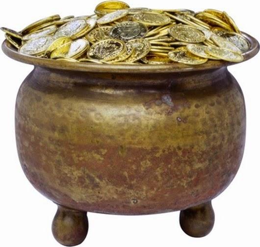 Организуем денежный путь - немного магии