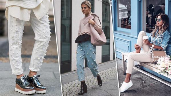 Как носить жемчуг каждый день: 17 образов с трендовым декором