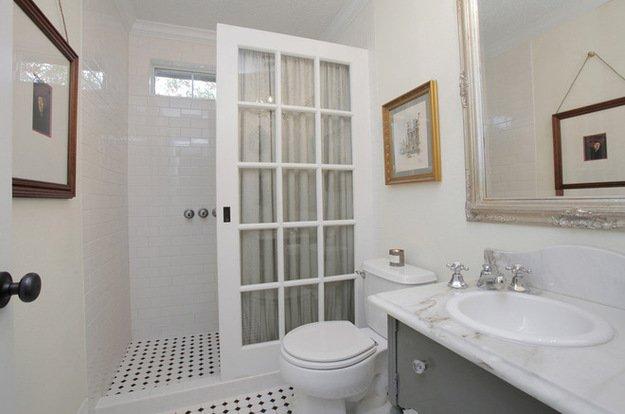 До и после: ванная во французском стиле