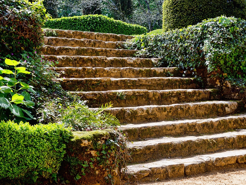 Сады усадьбы Эриньяк, Франция