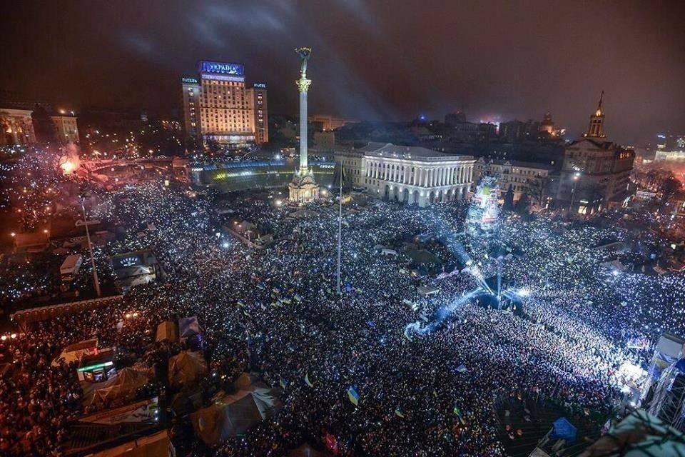 «Крик души активистки майдана»: Здесь нет никакой Европы и нет никакой демократии. Это ложь