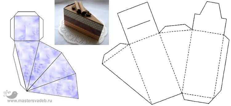 Тема «Делаем коробочки для
