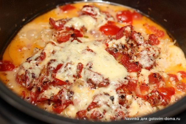 курица с сыром и помидорами.JPG