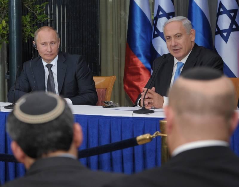 Нетаньяху и Путин обсудят присутствие Ирана в Сирии