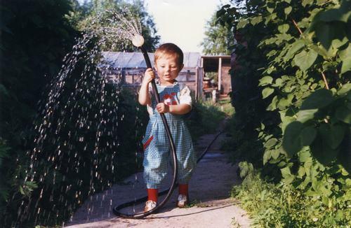 Елизавета Рыжова. Мир детства.