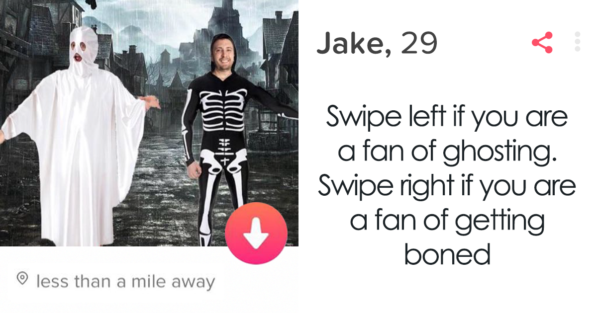 This Guy Got Banned From Tinder After Creating These Hilarious Custom Profiles (65 Pics)