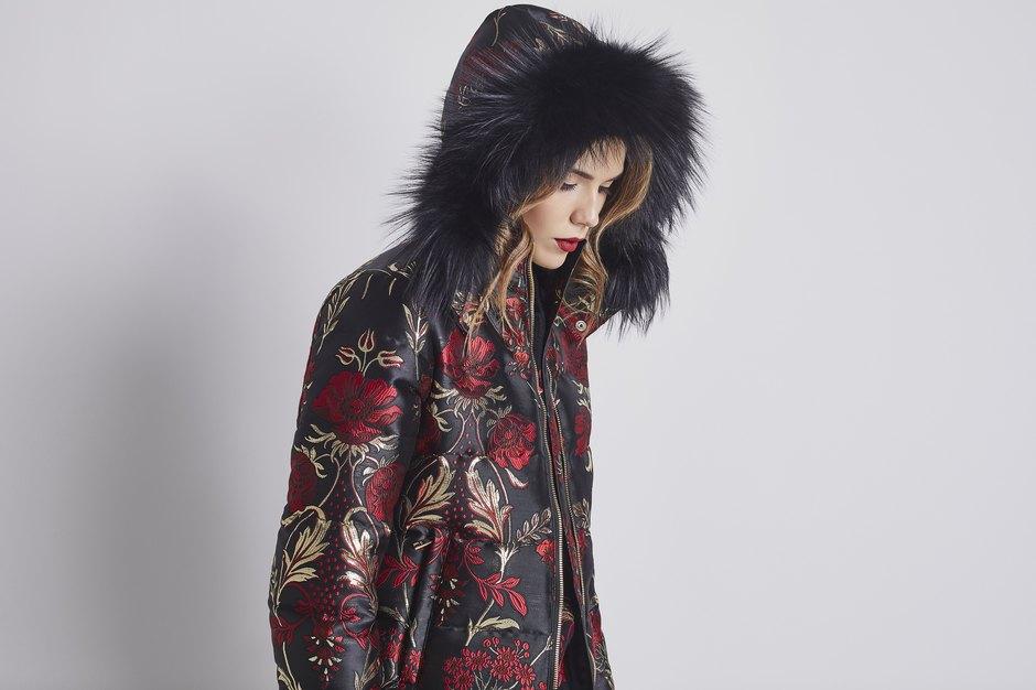 Чернобурка и жаккард под хохлому: эксклюзивная капсула Dolce&Gabbana для России
