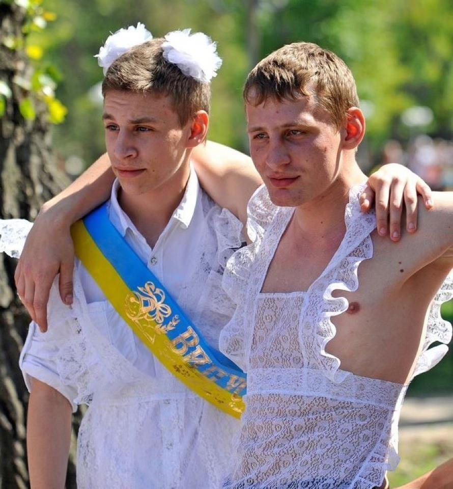 Донецк – бывшая Украина – де…