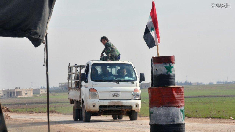 Сирия: ВКС РФ и спецназ «Тиг…