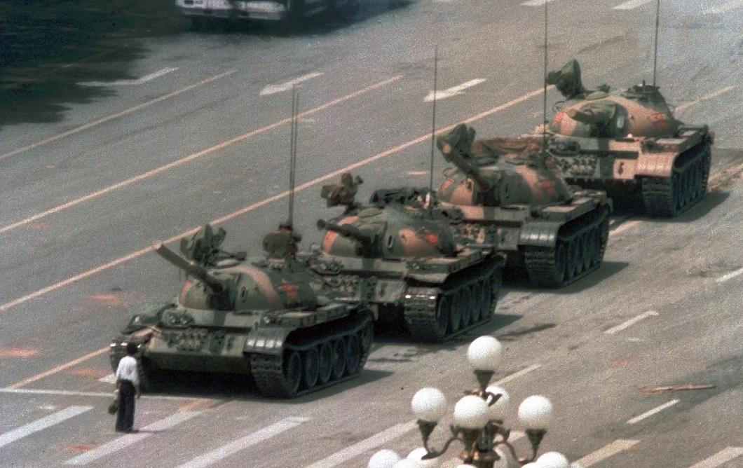 Tiananmen Square 1 Расстрел демонстрантов на площади Тяньаньмэнь 25 лет назад