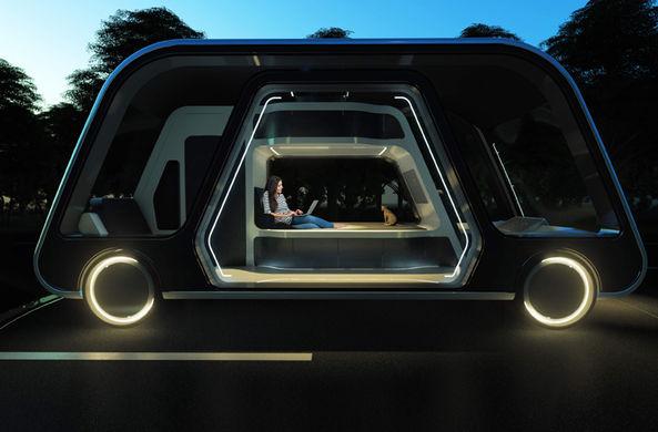Инженеры показали отель будущего