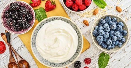 5 лучших полезных свойств йогурта для здоровья