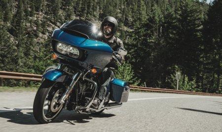 Harley-Davidson: Road Glide возвращается - Фото 1