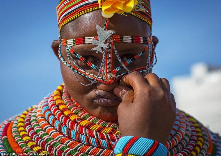Это интересно: бисерная Кения