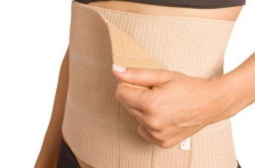 Обязательно ли носить бандаж после родов?