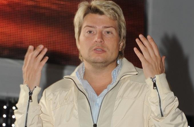 Николай Басков -  неужели он не хочет обнять своего сына?!