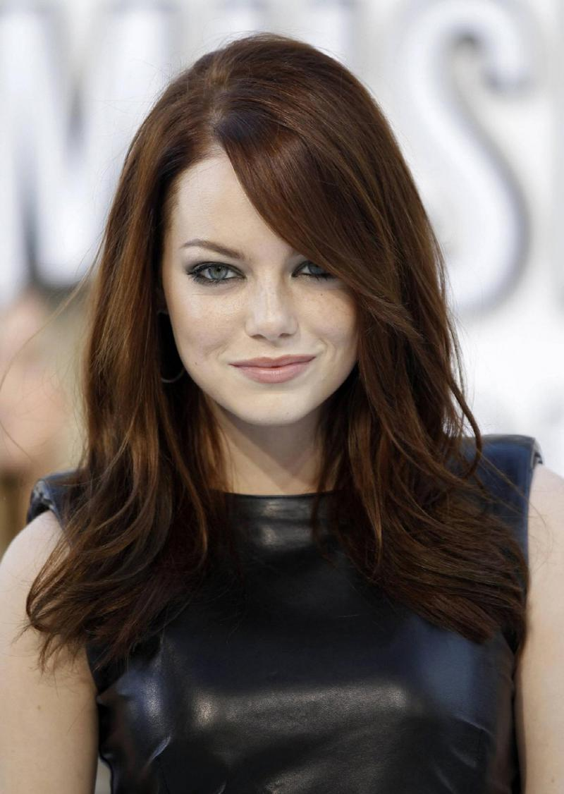 Right hair color for skin tone photo - 3