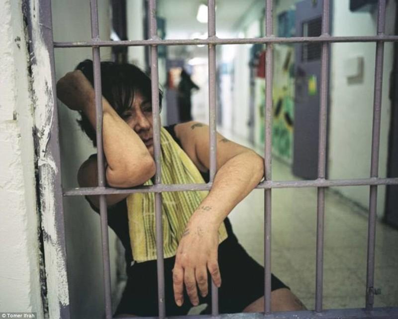 Непростая жизнь в женской тюрьме Израиля Израиль, Тюрьма, женская тюрьма, интересеное